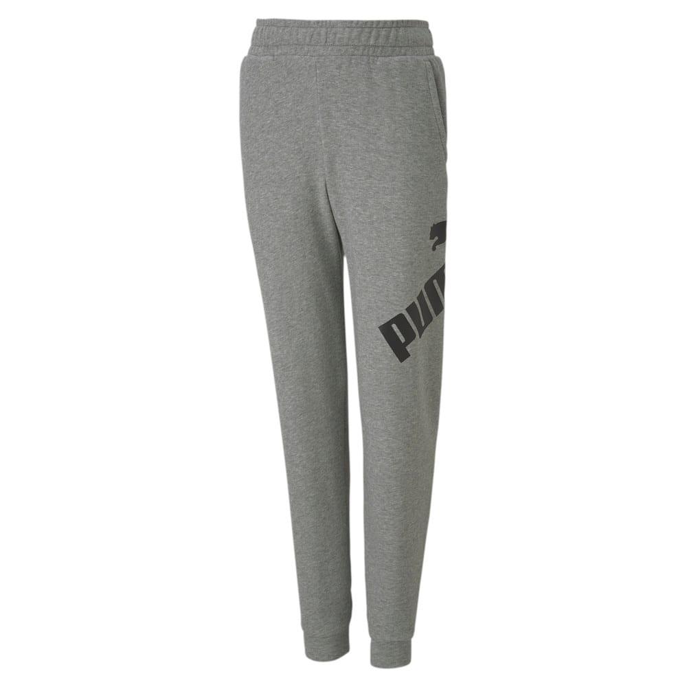 Зображення Puma Штани Big Logo Boys' Sweatpants #1