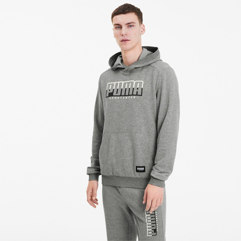 Изображение Puma Толстовка ATHLETICS Hoody TR #1