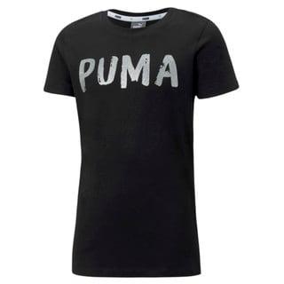 Зображення Puma Дитяча футболка Alfa Tee