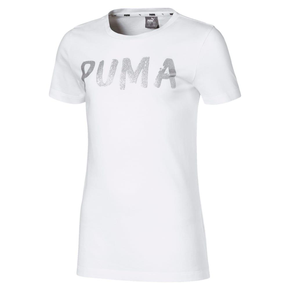 Изображение Puma Детская футболка Alfa Tee #1