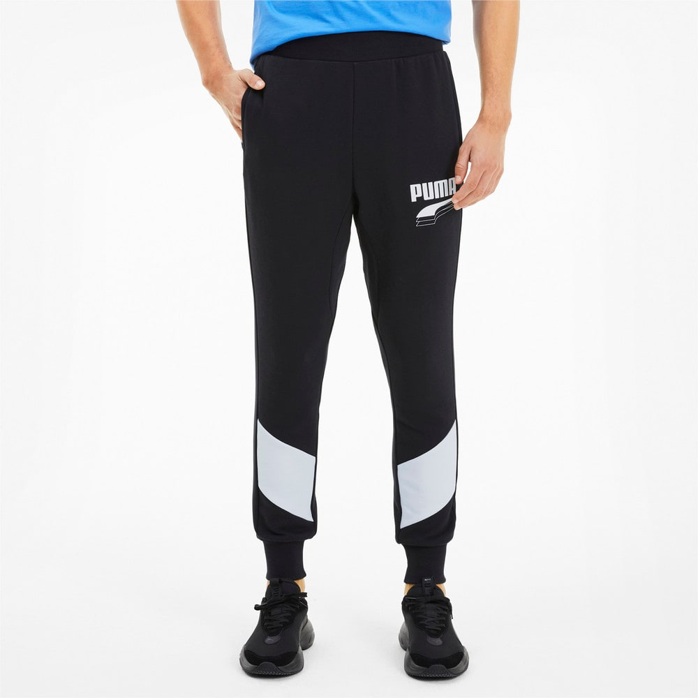 Зображення Puma Штани REBEL Block Pants cl TR #1