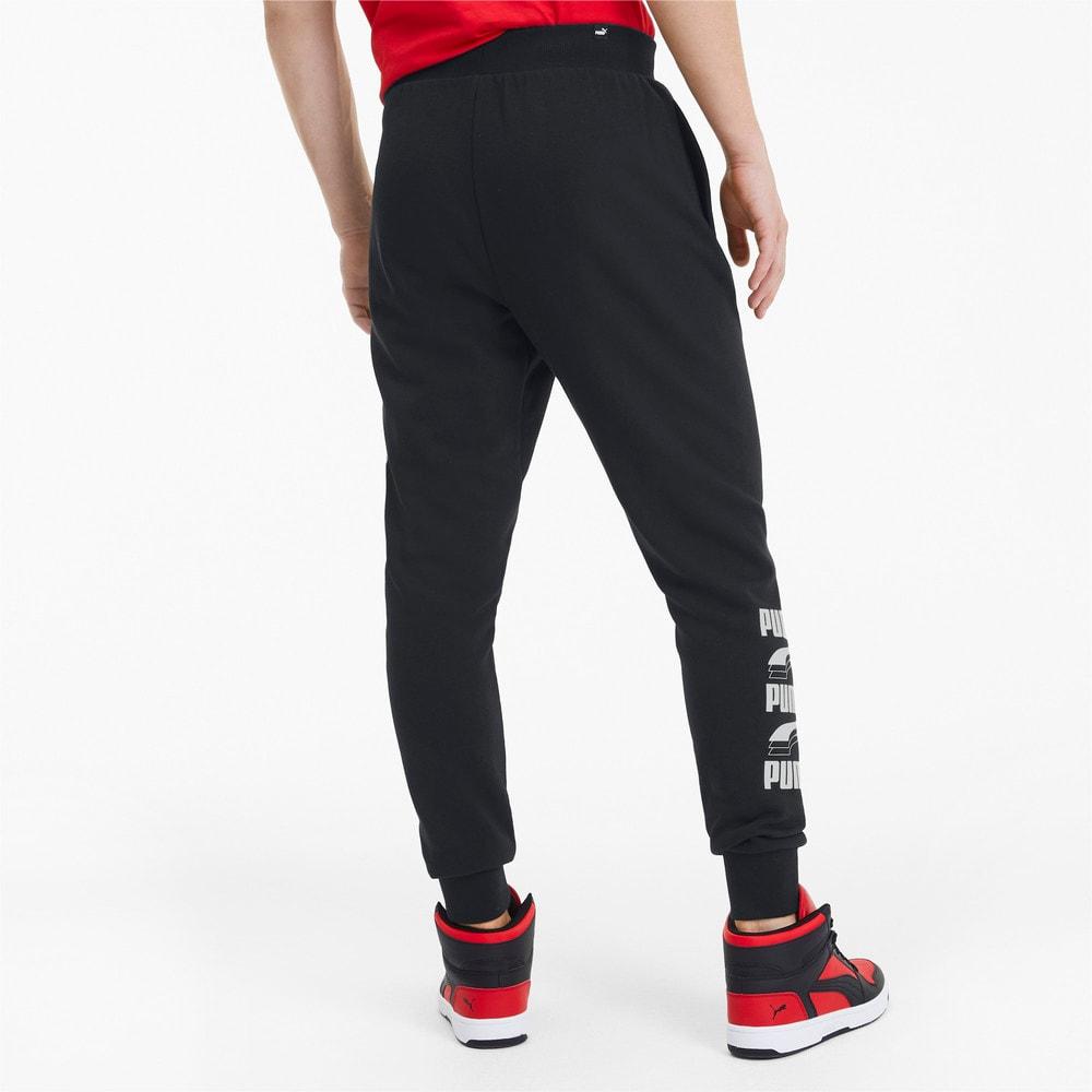 Изображение Puma Штаны REBEL Bold Pants cl TR #2