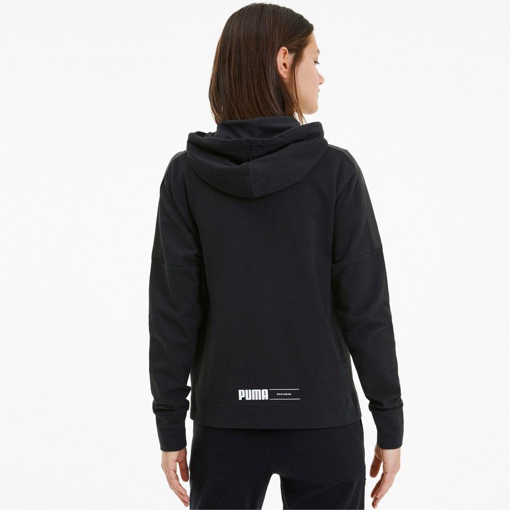 Image Puma NU-TILITY Full Zip Women's Hoodie #2