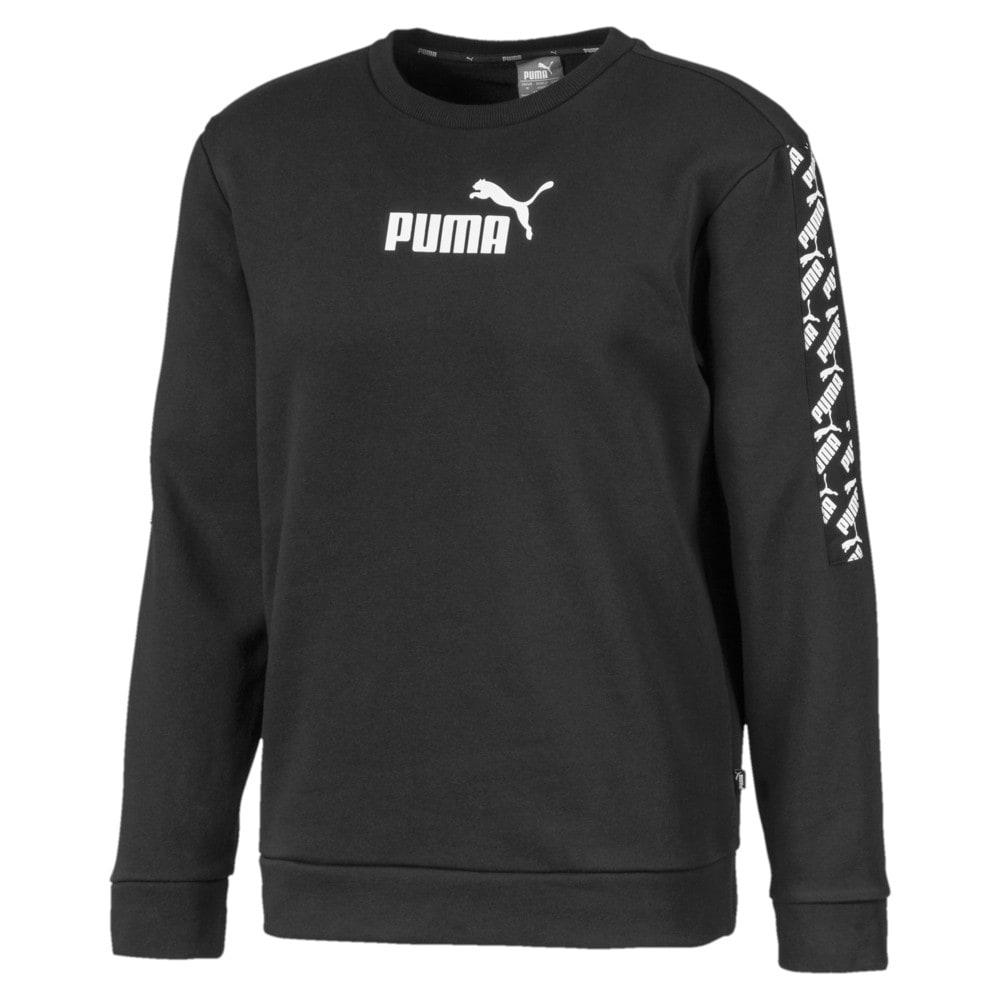 Imagen PUMA Polerón de cuello redondo Amplified Fleece para hombre #1