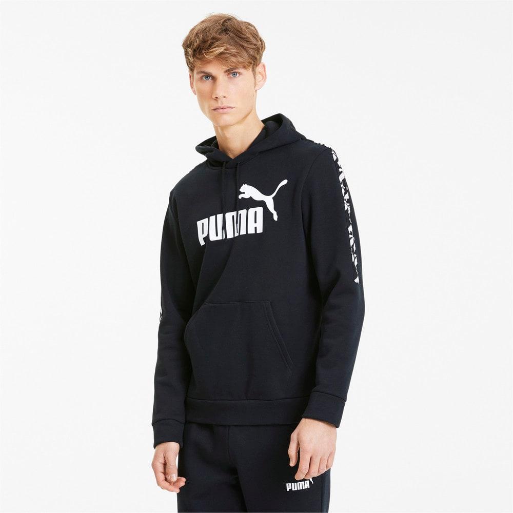 Imagen PUMA Polerón con capucha Amplified Fleece para hombre #1