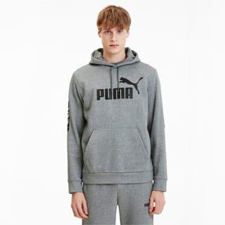 Imagen PUMA Polerón con capucha Amplified Fleece para hombre