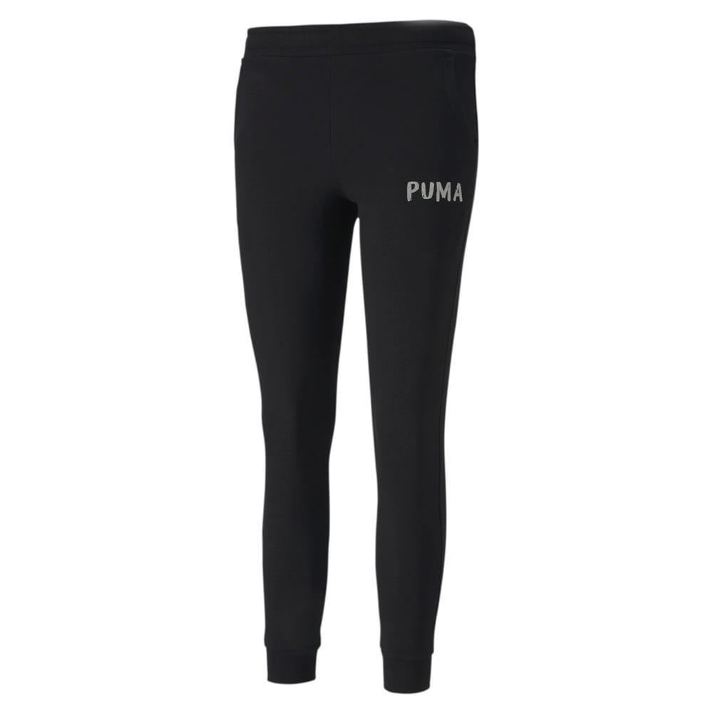 Изображение Puma Детские штаны Alpha Sweat Pants G #1