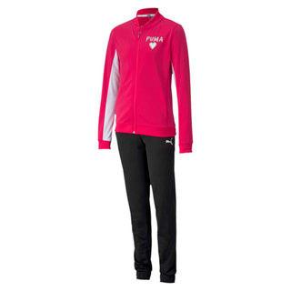 Изображение Puma Спортивный костюм Poly Girls' Track Suit
