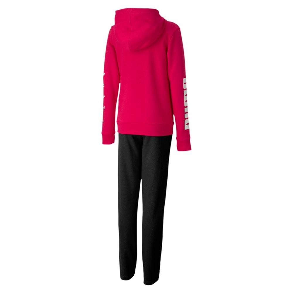 Зображення Puma Спортивний костюм Hooded Girls' Sweat Suit #2