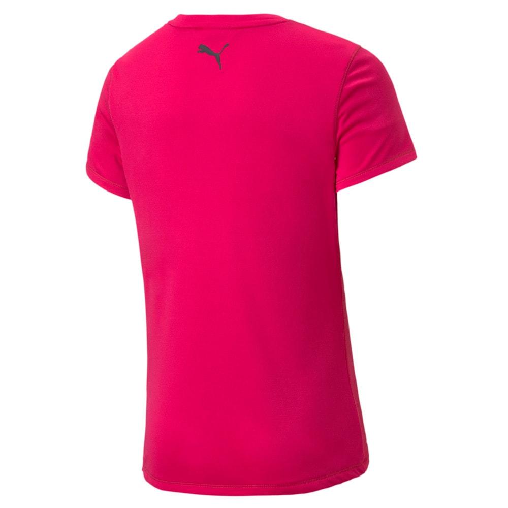 Зображення Puma Дитяча футболка Runtrain Logo Tee #2