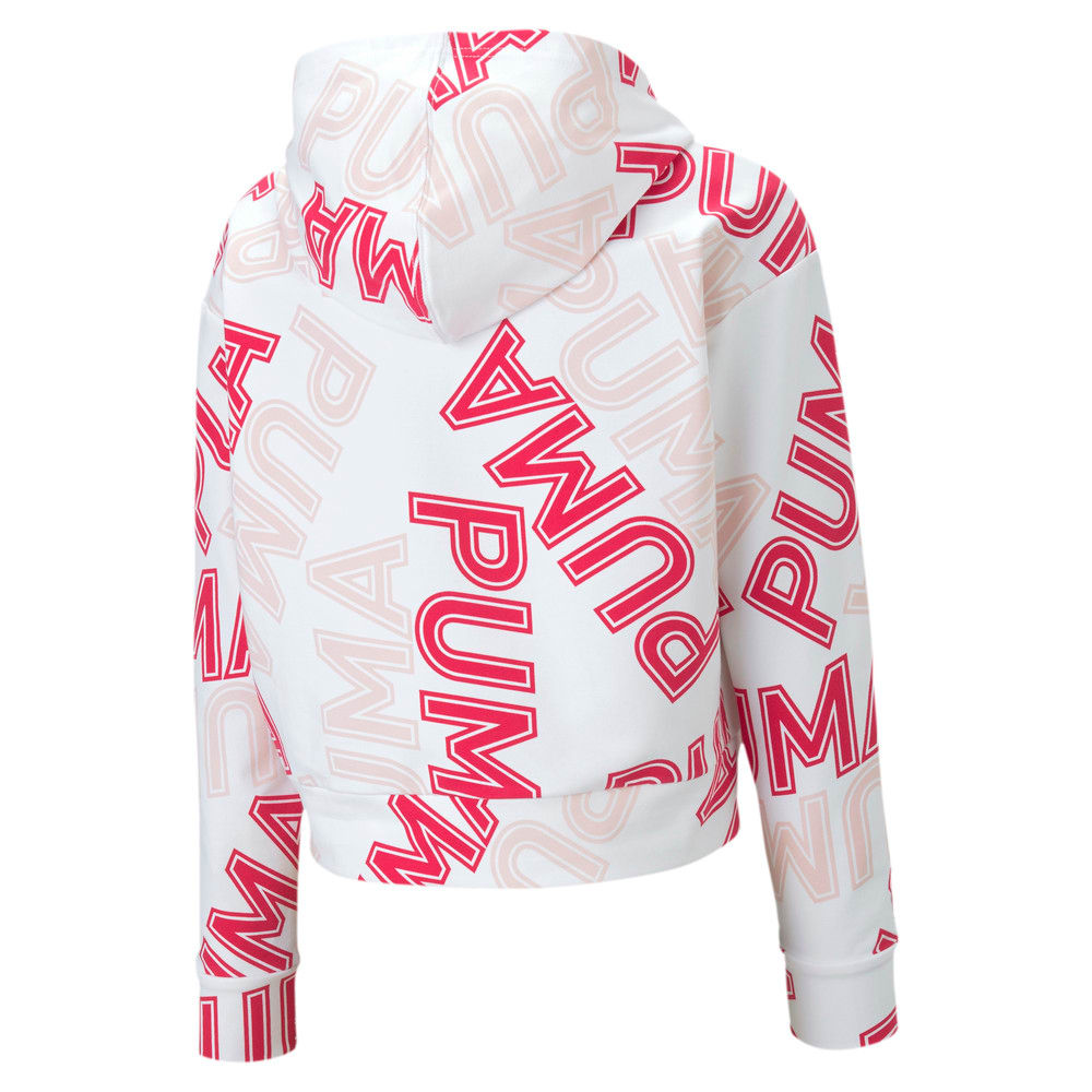 Imagen PUMA Polerón con capucha Modern Sports para niñas #2