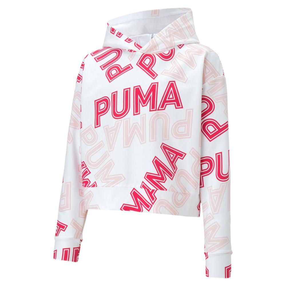 Imagen PUMA Polerón con capucha Modern Sports para niñas #1