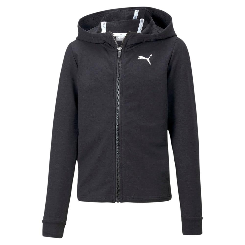 Изображение Puma Детская толстовка Modern Sports Jacket #1