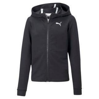 Изображение Puma Детская толстовка Modern Sports Jacket