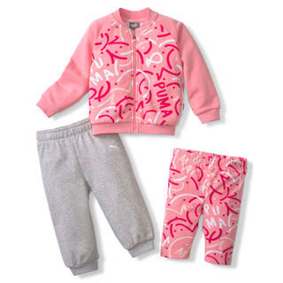 Зображення Puma Спортивний костюм Minicats Alpha Babies' Sweat Suit