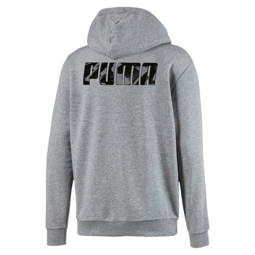 Изображение Puma Куртка Graphic Men's Hooded Jacket #2