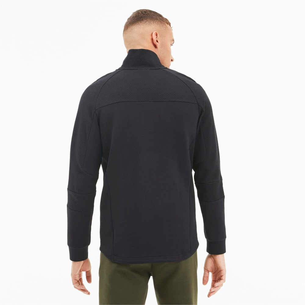 Image Puma Evostripe Men's Full Zip Jacket #2