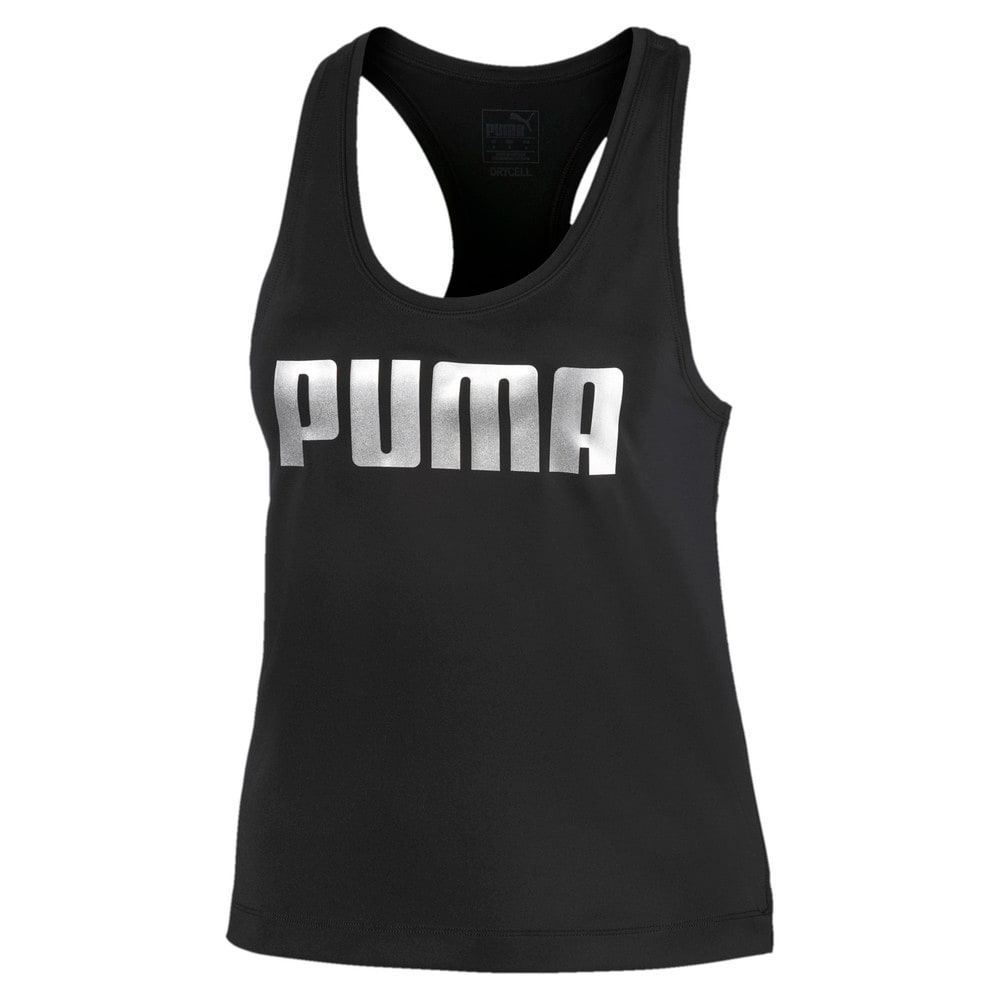 Image Puma Fitted Women's Tank Top #1