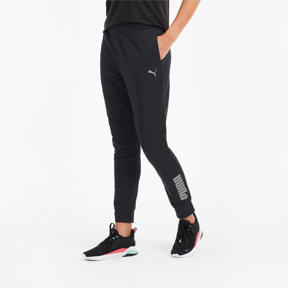 Imagen PUMA Pantalones deportivos RTG Knitted para mujer #1
