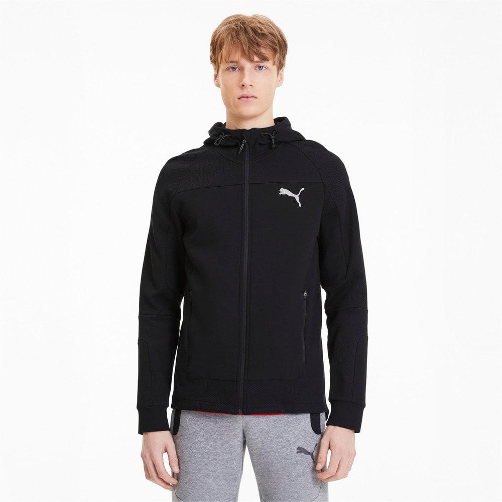 Image Puma Evostripe Hooded Men's Jacket #1