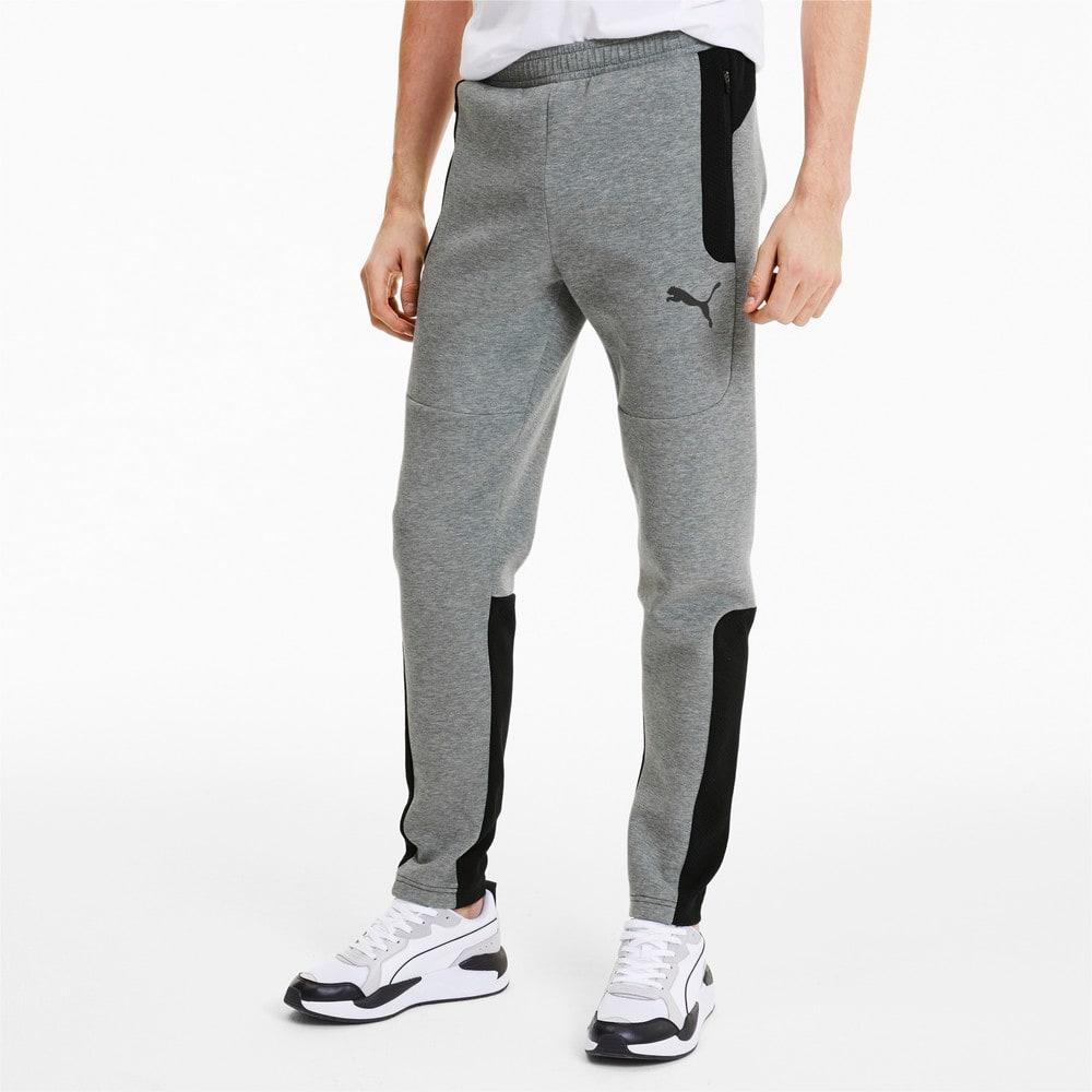 Imagen PUMA Pantalones deportivos para hombre Evostripe #1
