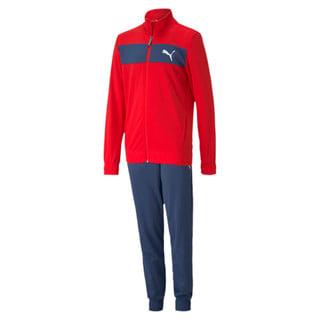 Изображение Puma Детский спортивный костюм Poly Suit