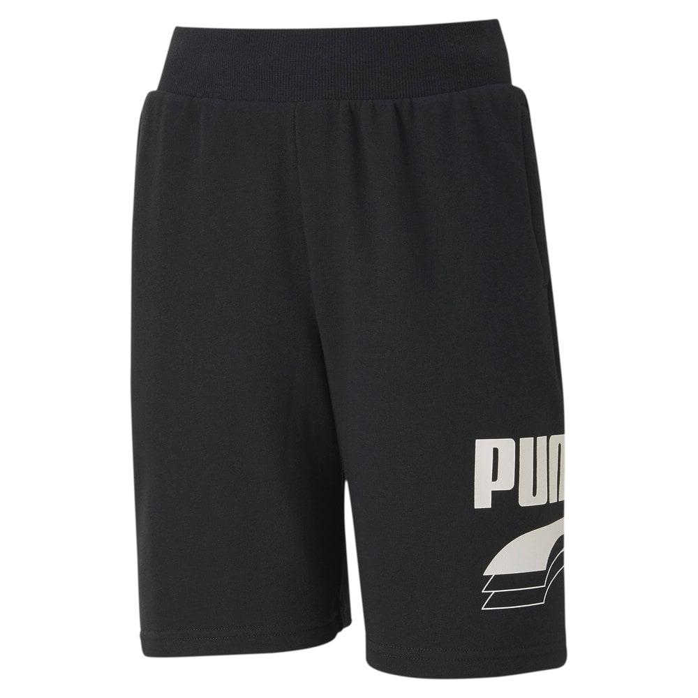 Изображение Puma Детские шорты Rebel Shorts #1