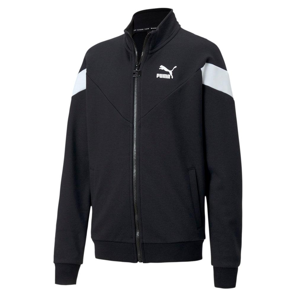 Изображение Puma Детская куртка Iconic MCS Track Jacket #1