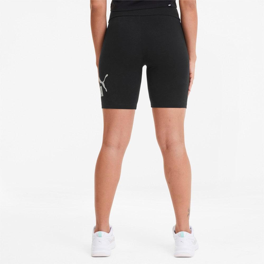 Imagen PUMA Calzas cortas Essentials+ 18 cm para mujer #2