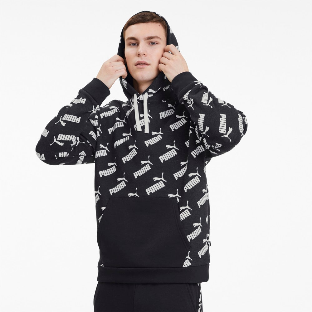 Зображення Puma Толстовка AMPLIFIED Hoody TR #1