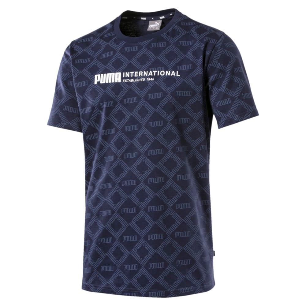 Изображение Puma Футболка Logo AOP Pack AOP Tee #1