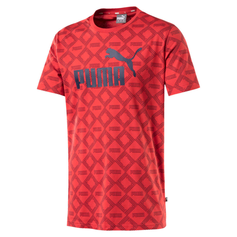 Зображення Puma Футболка Logo AOP Pack AOP Tee #1