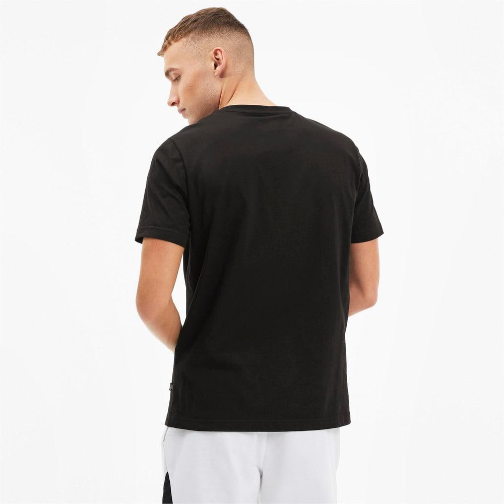 Görüntü Puma Cat Brand GRAPHIC Erkek T-shirt #2