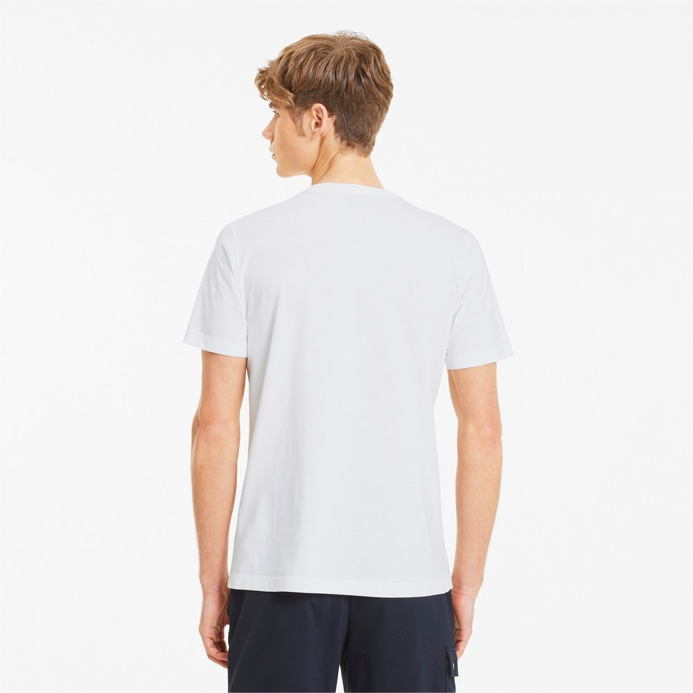 Image PUMA Camiseta Cat Brand Graphic Masculina #2