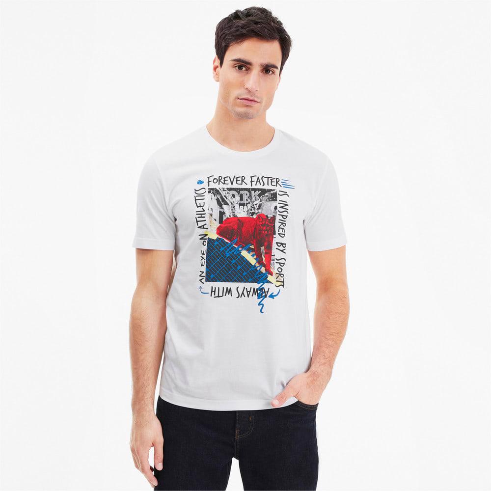 Image PUMA Camiseta PUMA Photo Masculina #1