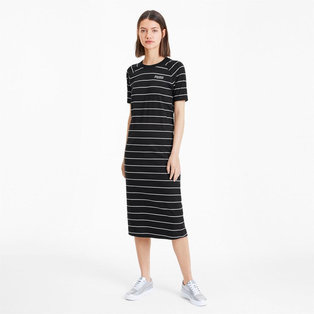 Imagen PUMA Vestido Fusión para mujer #1