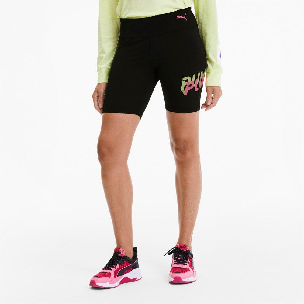 Изображение Puma Лосины Modern Sports Short Women's Tights #1