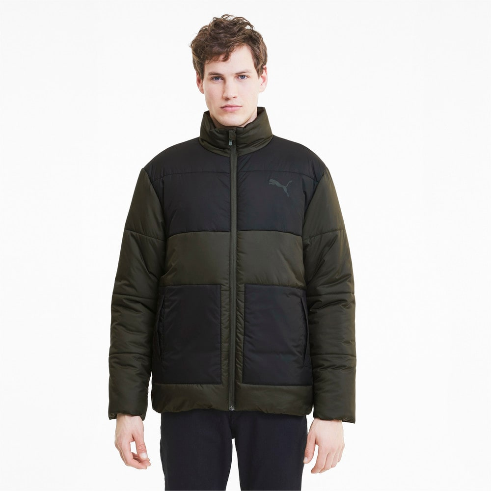 Зображення Puma Куртка ESS+ Padded Jacket #1