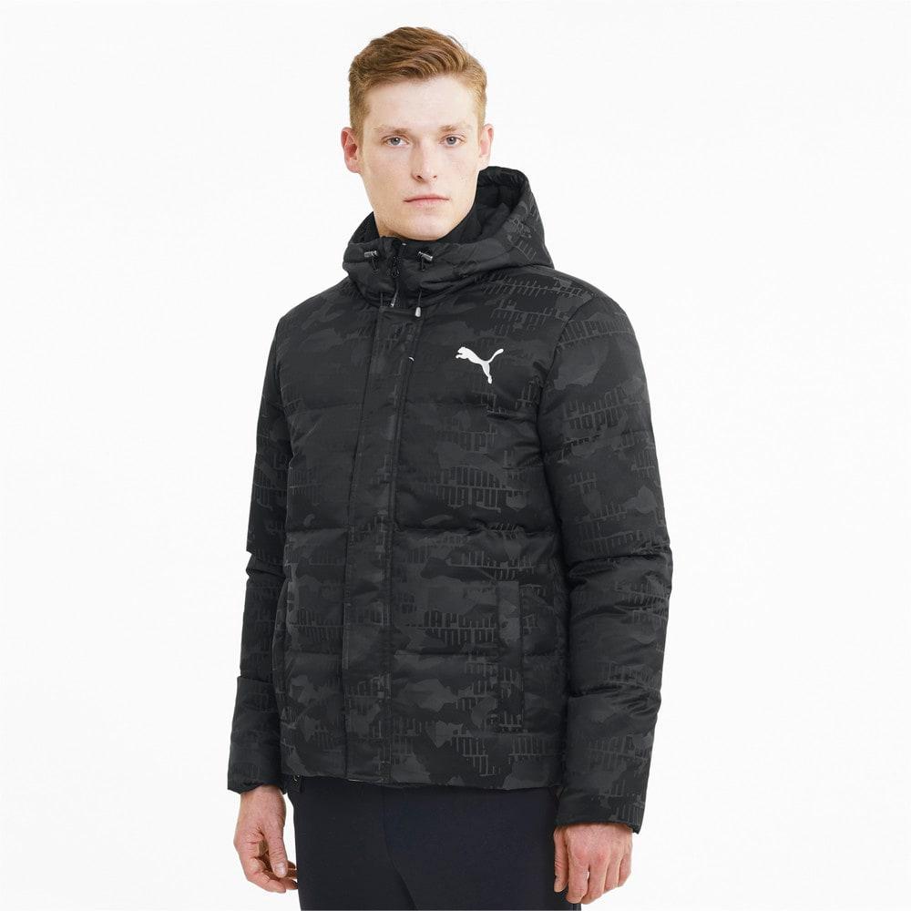Изображение Puma Куртка Camo Down Jacket #1