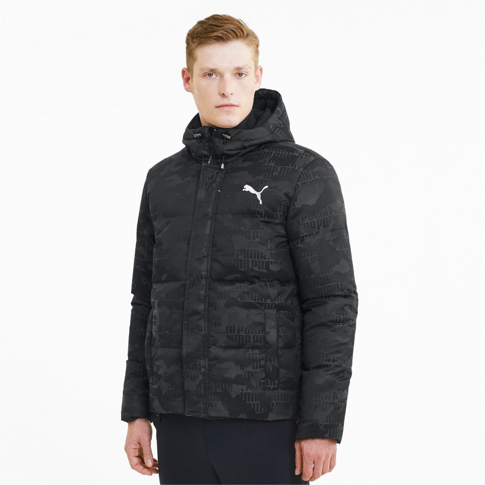 Зображення Puma Куртка Camo Down Jacket #1