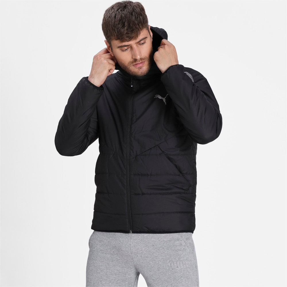 Изображение Puma Куртка WarmCELL Padded Jacket #1