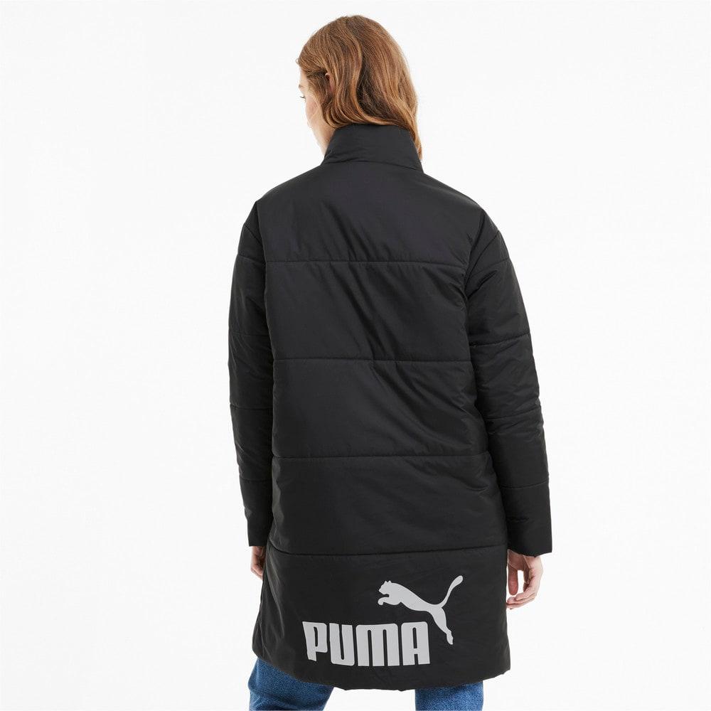 Görüntü Puma ESS+ Long Dolgulu Kadın Mont #2