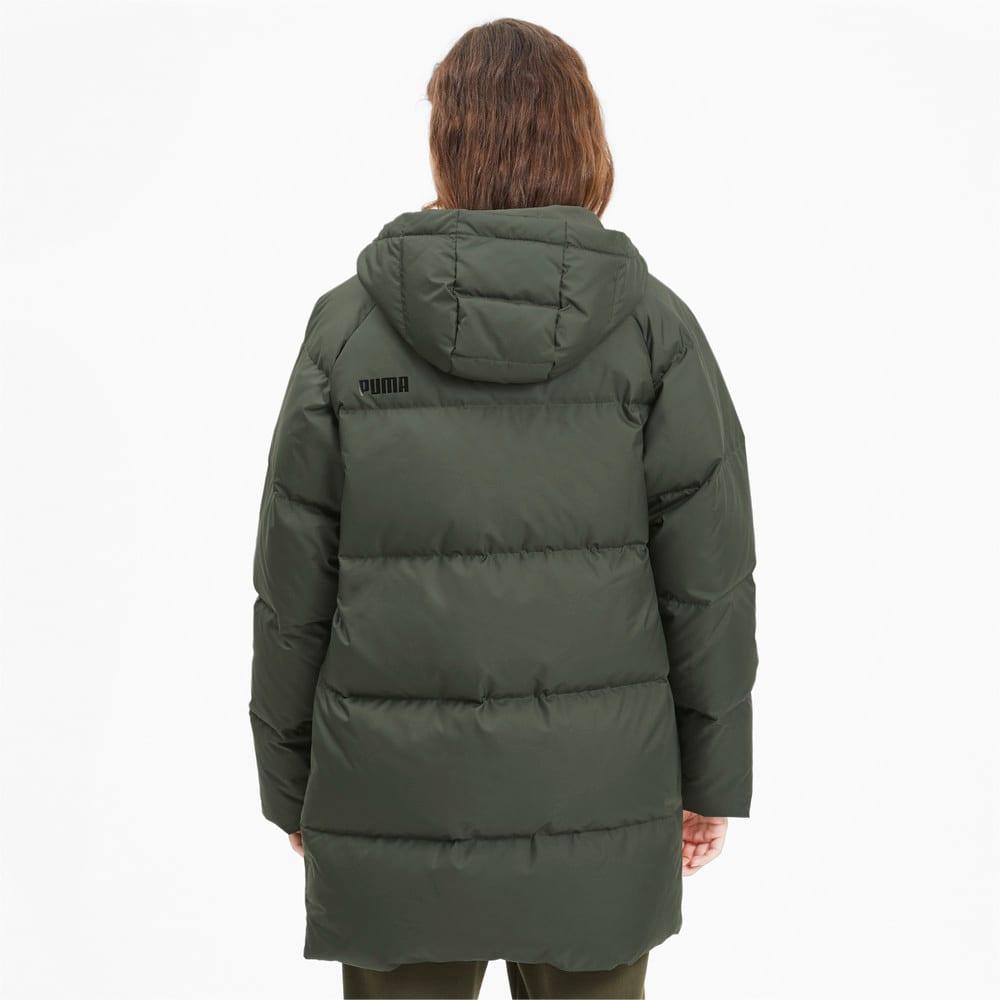 Изображение Puma Куртка Long Hooded Down Coat #2