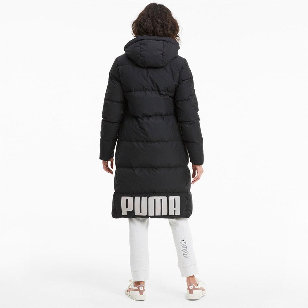 Görüntü Puma Long OVERSIZED Down Kadın Mont #2