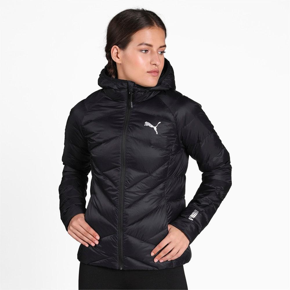 Görüntü Puma PWRWarm PackLITE Kapüşonlu Kadın Down Ceket #2