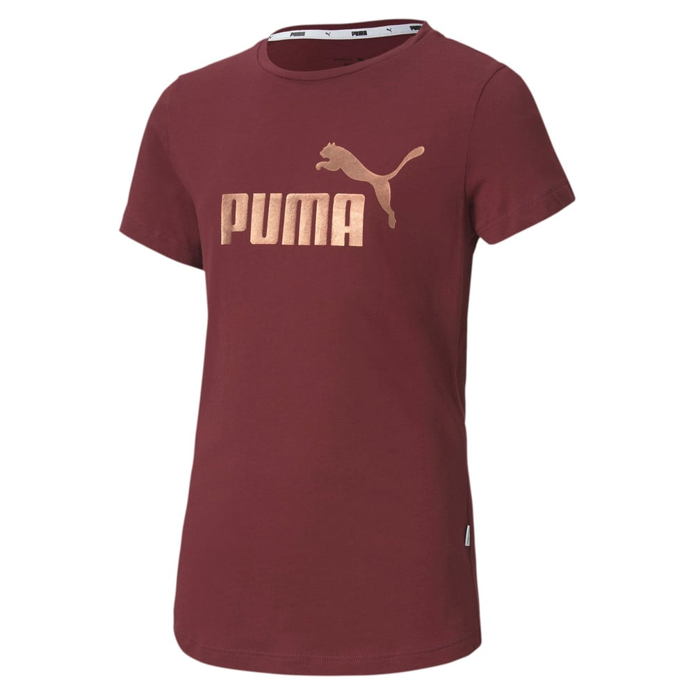 Image Puma Essentials+ Girls' Tee #1