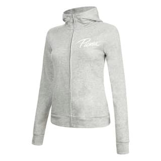 Изображение Puma Толстовка Athletics Hooded Jacket TR