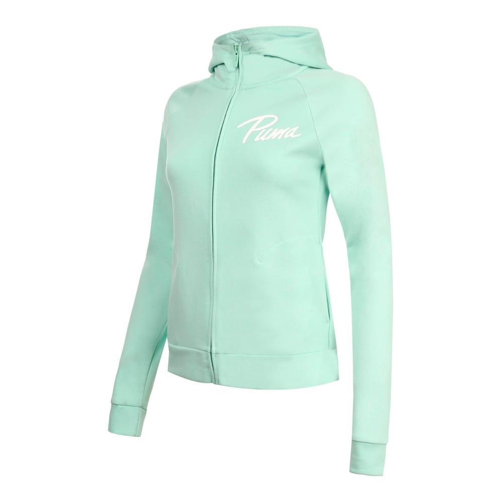 Изображение Puma Толстовка Athletics Hooded Jacket TR #1