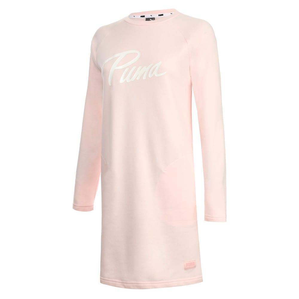 Зображення Puma Плаття Athletics Sweat Dress TR #1