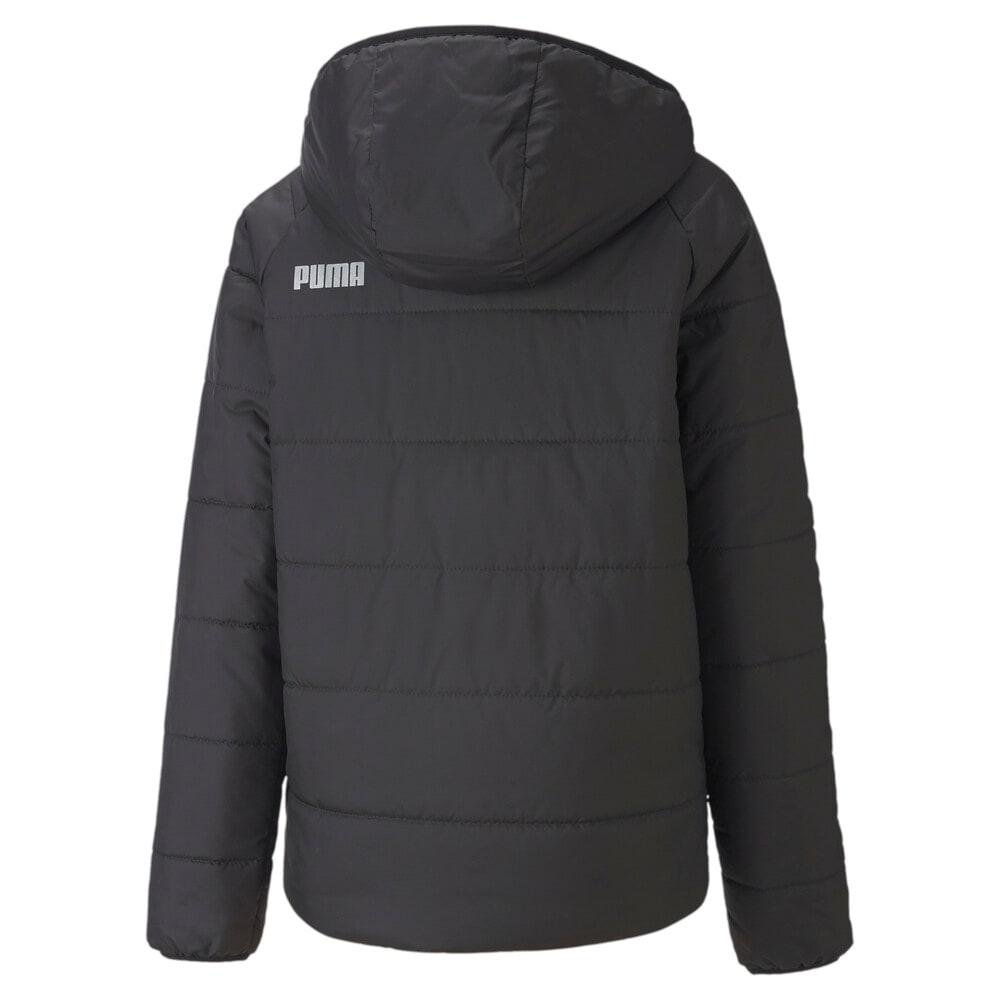 Изображение Puma Детская куртка CB Padded Jacket #2